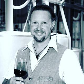 Winemaker Justin Oliver